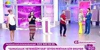 Evleneceksen Gel'de Göz Kanatan Bale Gösterisi