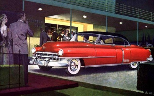 Cadillac, 1950 model!