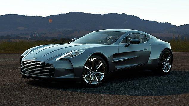 Aston Martin One-77!