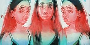 5 Saniyeden Fazla Baktığınızda Başınızı Döndürecek Alex Garant'in Hipnotik Portreleri