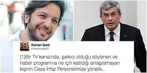 """Nihat Doğan, Müsteşar Kenan İpek'e Önce Kafa Tutup """"Sen Kimsin?"""" Dedi Sonra Fena Pişman Oldu!"""