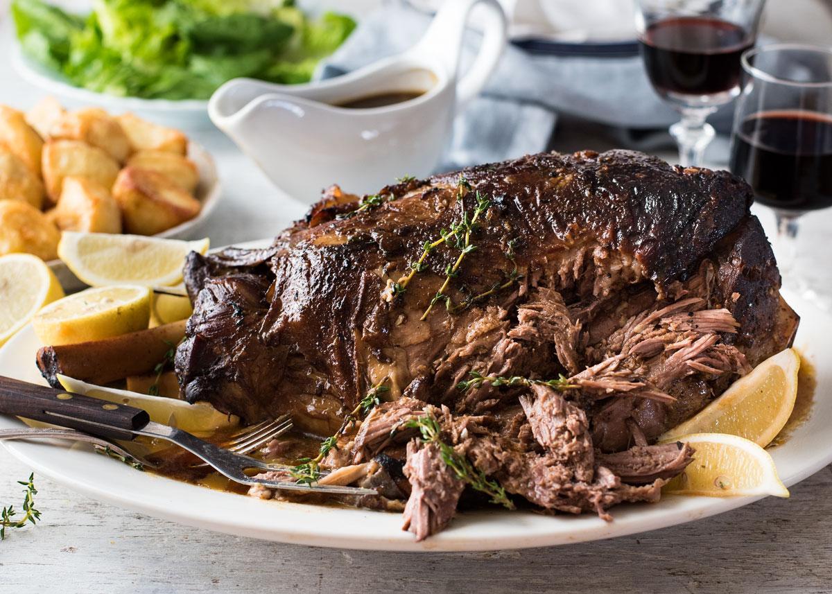 Osmanlı Yemekleri Koyun Eti Külbastı Tarifi