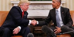 Vücut Dili Uzmanı Yorumluyor: Trump'ın El Sıkışma Biçimi, Karakteri Hakkında Neler Söylüyor?