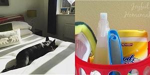 Evinizi Her Zaman Düzenli Tutmanızı Sağlayacak Birbirinden Faydalı 14 İpucu