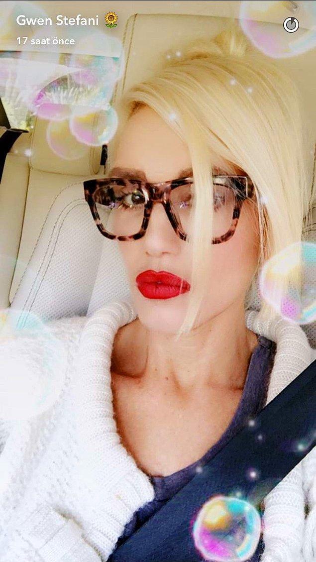 11. Gwen Stefani