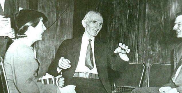 Buyurun şimdi Nikola Tesla ile tam 116 yıl önce gerçekleştirilen röportaja geçelim.