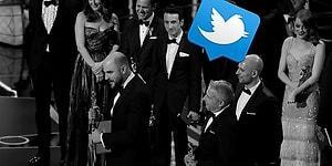 Sosyal Medya, Tarihe Geçen Bir Yanlışlık Eşliğinde Sahiplerini Bulan 89'uncu Oscar Ödülleri'ni Konuşuyor!