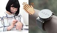 Görme Engellilerin Mesajları Hissetmelerini Sağlayan Braille Alfabeli İlk Akıllı Saat