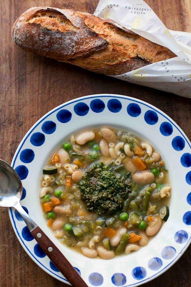 2. Pistou Çorbası