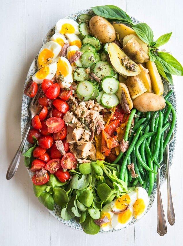 3. Niçoise Salatası