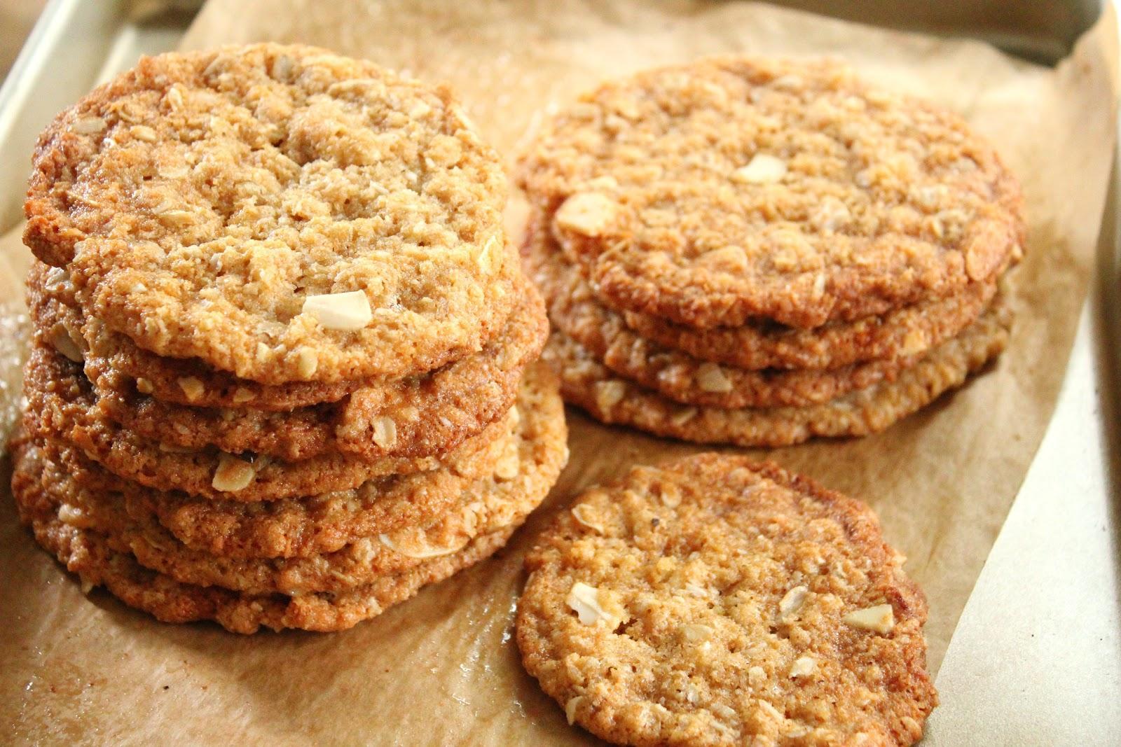 Овсяное печеньяы с фото