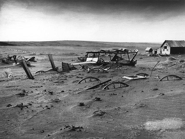 9. Dust Bowl