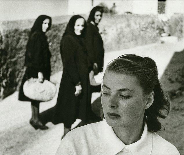 14. Ingrid Bergman