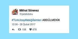 Yaptığı Türk Uzay Mekiği İsim Önerileriyle Zekasını Konuşturan 13 Kişi