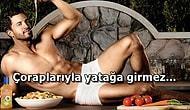 Sokakta Efendi, Mutfakta Aşçı, Yatakta Leopar Gibi Olmasını Bilen Erkeklerin 13 Özelliği