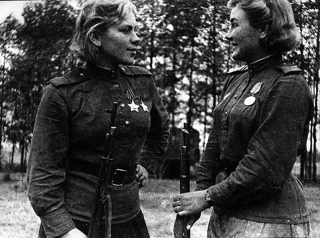 Her savaş hikayesi gibi, Shanina'nın hikayesi de kendi sonunu hazırladı. Yer aldığı Doğu Prusya Taarruzu'nda, Almanlar bölgedeki hakimiyetini sıkılaştırmıştı.