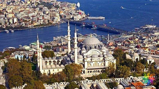 10. Süleymaniye Camii