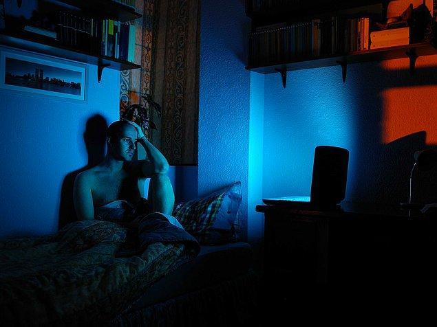 Bu kadınlardan çocuk sahibi olanların %48'inin yeterli uyku uyuduğu tespit edilmiş.