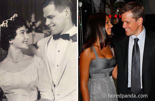 1. Ah Matt Damon, kaç yılından geliyorsun sen?