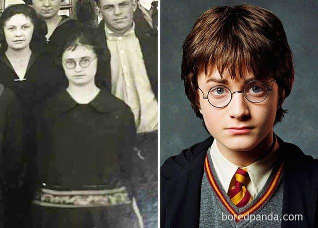 8. Daniel Radcliffe her yerde! Bu sefer de birinin halası olmuş.