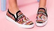 Yaz İçin Hazırlıklar Başlasın! Rengarenk Ayakkabılar Erken Yaz İndirimiyle Bizim Oluyor