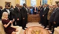 Trump'ın Kulağına  Fısıldayan Kadın: Peki Kim Bu Kellyanne Conway?
