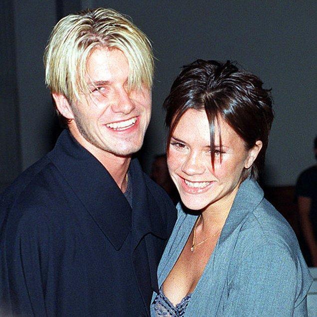 3. Spice Girls'ün menajeri Simon Fuller, çiftin ilk buluşmasını ayarlayan kişi oldu.