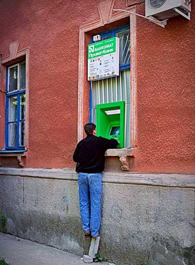 7. Bankaların müşterilerine verdiği önemi hep takdir etmişimdir