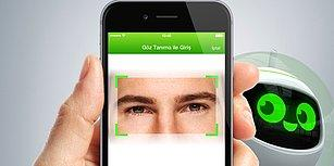 Bankacılık İşlemleri İçin Artık Sizi Gözünüzden Tanıyacak Bir Teknoloji Var!