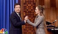 Jimmy Fallon ve Jennifer Lopez'den Muhteşem Eğlenceli Dans Kapışması