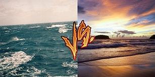 Ne Kadar Akdenizli Ne Kadar Karadenizlisin?