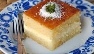 Yapanın Göğsünü Kabartan Yiyenin Damağını Çatlatan Revani Tarifi