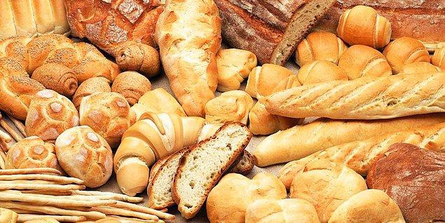 10. Peki gluten hangi besinlerde bulunuyor?