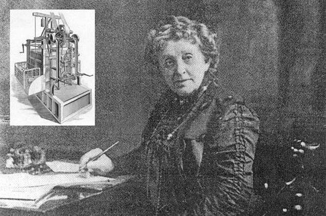 3. Josephine Cochrane (1839 - 1913)