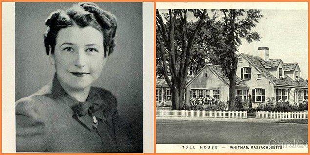 9. Ruth Graves Wakefield (1903 - 1977)