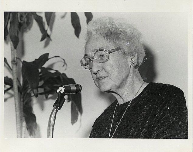11. Virginia Apgar (1909 - 1974)
