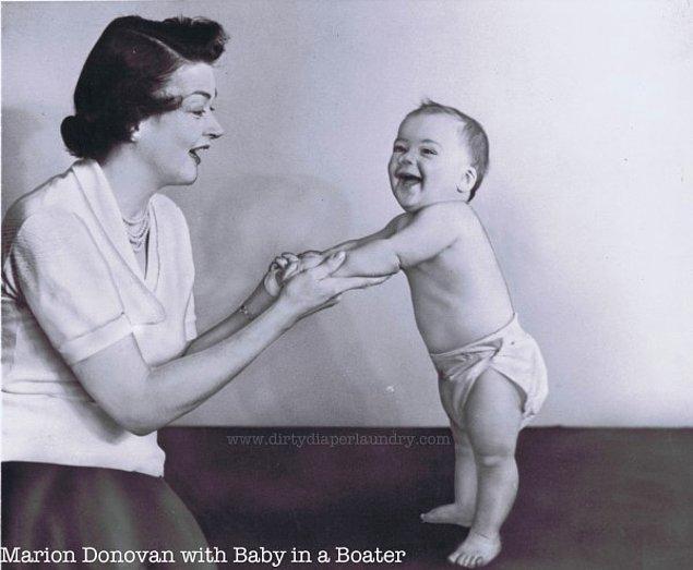 13. Marion Donovan (1917 - 1998)