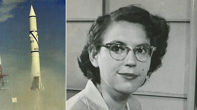 14. Mary Sherman Morgan (1921 - 2004)