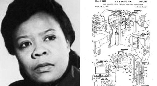 15. Marie Van Brittan Brown (1922 - 1999)