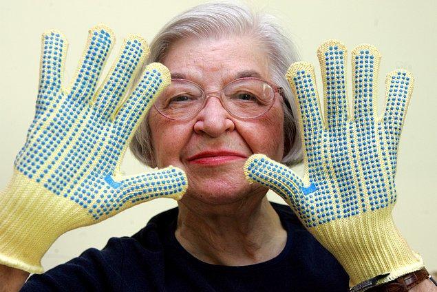 16. Stephanie Kwolek (1923 - 2014)