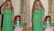 Beyonce'nin Kızı Olmak Bunu Gerektirir: 26.000$'lık Gucci Elbisesiyle 5 Yaşındaki Blue Ivy