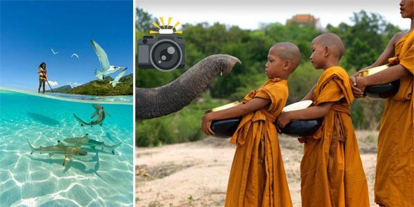 Fotoşop Olmadığına İnanmakta Zorluk Çekeceğiniz Muazzam Zamanlama ile Çekilmiş 28 An
