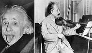 Albert Einstein'ın Dünyaca Ünlü Fotoğraflarının Altında Yatan İlginç Hikayeler