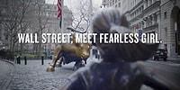 Wall Street'in Boğasına Meydan Okuyan Küçük Kız