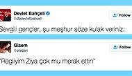 Devlet Bahçeli'nin Twitter'da Yaptığı Asisti Gole Çeviren 17 Kişi