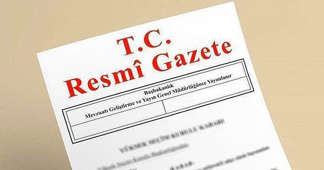 Arpa İthalatında Tarife Kontenjanı Uygulanması Hakkında Kararı, 10 Mart 2017 tarihli Resmi Gazete'de yayımlanarak yürürlüğe girdi.