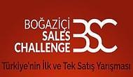 Türkiye'nin İlk ve Tek Satış Yarışması: Boğaziçi Sales Challenge'a Başvurular Başladı