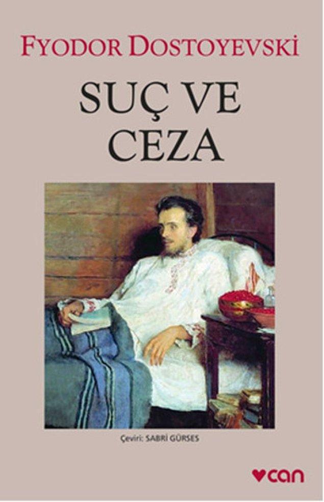 5. Suç ve Ceza - Fyodor Mihayloviç Dostoyevski