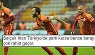Galatasaray Kazandı! Taraftarlar Galibiyete Sevinirken Tolga Ciğerci'ye Tepki Yağdırdı