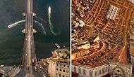 Çektiği Fotoğraflarla İnsanda Inception Etkisi Yaratan Sanatçıdan 12 İstanbul Karesi